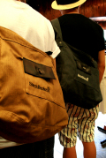STORM BECKER×AMERICAN WANNABE 「AW WORK MAN BAG」 2nd anniversary別注 ワークマンショルダーバッグ