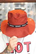 WEIRDO/ウィアード  「 WEIRDO - JUNGLE HAT」 ジャングルハット