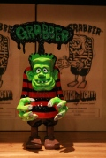 WZ LOWBROW ART COLLECTION 「GRABBER」 アートピース