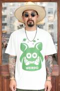 WEIRDO/ウィアード  「WEIRDO FINK - S/S T-SHIRTS」  クルーネックティーシャツ