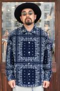 The Stylist Japan/ザスタイリストジャパン   「BANDANA Design Coach Jacket」   コーチジャケット