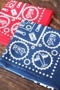 TROPHY CLOTHING/トロフィークロージング  「Craftsman Bandana」  バンダナ