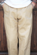 TROPHY CLOTHING/トロフィークロージング  「40 Civilan Trousers」  チノトラウザーズ