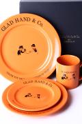 """GLAD HAND/グラッドハンド   「TABLE WARE COMPLETE SET """"10th ANNIVERSARY""""」   10周年記念テーブルウエアコンプリートセット"""