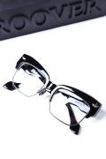 GROOVER/グルーバー    「INGRAM」    アセテート×メタル製眼鏡