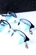 GROOVER/グルーバー    「LIVINGSTONE」    アセテート×メタル製眼鏡