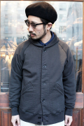TROPHY CLOTHING/トロフィークロージング  「 Loop Wheel A-1 Sweat 」 A-1スウェット