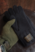 BLACK SIGN/ブラックサイン  「Civilian Knit Glove」  ニットクローブ