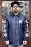 AMERICAN WANNABE/アメリカンワナビー  「TRADE MARK Coaches Jacket 」 ボアコーチジャケット