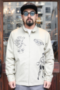 AMERICAN WANNABE/アメリカンワナビー  「Traditional Art Jacket 」 ドリズラージャケット