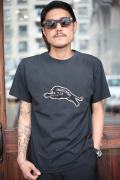 GANGSTERVILLE/ギャングスタービル  「RISE ABOVE - S/S T-SHIRTS」  ユーズドクルーネックティー