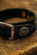 BLACK SIGN   「Bmbossing Black Eye Wrist Band」   AMERICAN WANNABE3周年記念別注ブレスレット