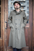 BLACK SIGN/ブラックサイン  「Army Herringbone Soldier Coat」 ヘリンボーンソルジャーコート