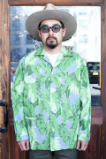 The Stylist Japan/ザスタイリストジャパン   「LEAF SHIRT JKT」   リーフシャツジャケット