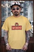 WEIRDO/ウィアード  「WINDY'S - S/S T-SHIRTS」  クルーネックティー