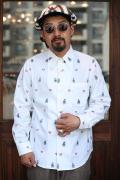 WEIRDO/ウィアード   「FOLLIES - L/S SHIRTS」  ヂャガードシャツ