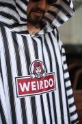 WEIRDO/ウィアード  「WINDY'S - RAIN PONCHO」 ポンチョ