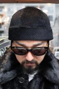 GANGSTERVILLE/ギャングスタービル    「THUG - CORDUROY CAP」   コーデュロイキャップ