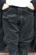 BLACK SIGN/ブラックサイン   「8w Corduroy Sheriff Breeches」   コーデュロイジョッパーズパンツ