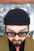 TROPHY CLOTHING /トロフィークロージング 「Cool Max Watchman」 ワッチマンニットキャップ