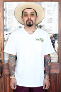 WEIRDO/ウィアード  「CRAZY SIGN - S/S V-NECK T-SHIRTS」  Vネックティーシャツ