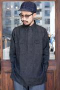 BLACK SIGN/ブラックサイン 「Indian Ink French Field Shirt」  フレンチフィールドシャツ