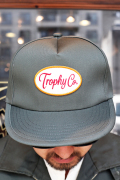 TROPHY CLOTHING/トロフィークロージング  「Gas Worker Tracker Cap」  トラッカーキャップ