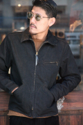 TROPHY CLOTHING/トロフィークロージング  「Humming Bird Blackie Jacket」 ハミングバードブラッキージャケット