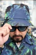 KIJIMA TAKAYUKI × The Stylist Japan 「Aloha Hat」 バケットハット