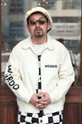 WEIRDO/ウィアード   「ROAD FREAK - JACKET」  オックスフォードジャケット