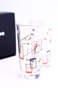 WEIRDO/ウィアード  「ATOMIC WEIRDO - GLASS」 グラスセット