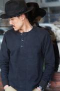 BLACK SIGN/ブラックサイン  「Cotton Blanket Lumberman's Shirts」  ブランケットカットソー