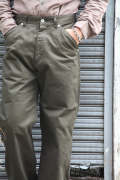 TROPHY CLOTHING/トロフィークロージング  「Gas Worker Pants」  ペインターパンツ