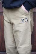 WEIRDO/ウィアード   「PADLOCKER  - DECK PANTS 」  ジャーマンコードデッキパンツ