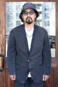 The Stylist Japan/ザスタイリストジャパン  「VINTAGE STYLE SHAWL COLLAR JACKET」 ショールカラージャケット