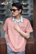 GANGSTERVILLE/ギャングスタービル   「JACK - S/S BOWLING SHIRTS」 ボーリングシャツ