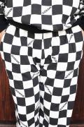 WEIRDO/ウィアード   「79CHECKER - SWEAT PANTS」 チェッカースウェットパンツ