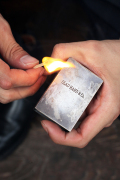 GLAD HAND/グラッドハンド   「SILVER VESTA CASE」  シルバー925製マッチケース