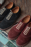 REGAL×GLAD HAND  「SADDLE SUEDE - SHOES」  スエードサドルシューズ