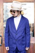 The Stylist Japan/ザスタイリストジャパン 「 FRENCH WORKER SURGE 2BS JK 」 フレンチワーカーサージジャケット