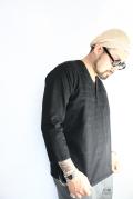 BLACK SIGN/ブラックサイン 「Crocodaile Jacquard Surgeon Shirt」  クロコダイルサージャンシャツ