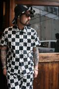 WEIRDO/ウィアード   「WEIRDO INITIALS - S/S SHIRTS」  オリジナルチェッカーシャツ