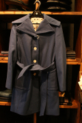 QUEEN BEE  「Q.B. MELTON COAT」  メルトンコート