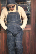 TROPHY CLOTHING/トロフィークロージング  「1603W WKNEE MECHANIC OVERALLS」 ダブルニーオーバーオール