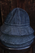 TROPHY CLOTHING/トロフィークロージング 「Dirt Denim Army Hat」 アーミーハット