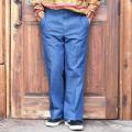 Dickies × POGGY THE MAN × The Stylist Japan 「 PT DENIM 」 デニムフレアパンツ