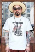 WEIRDO/ウィアード  「WEIRDOZ - S/S T-SHIRTS」  クルーネックティーシャツ