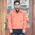 WEIRDO/ウィアード 「 PEACE LOVE - JACKET 」 コットンツイルジャケット