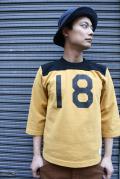 TROPHY CLOTHING/トロフィークロージング  「Football Tee」  フットボールティーシャツ