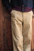 BLACK SIGN/ブラックサイン   「Khaki Chino Trousers Type2」   チノトラウザー